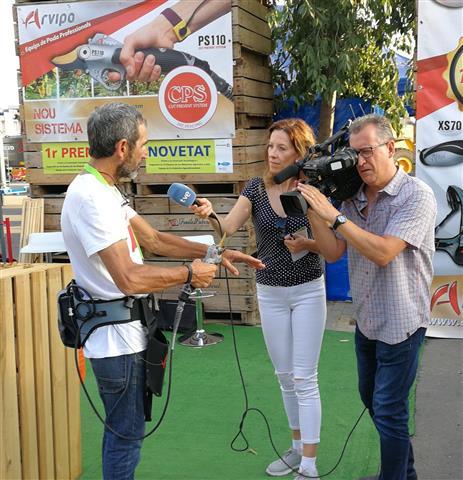 Arvipo gana el 1er premio en innovación